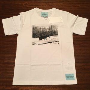 Brand NWT Calvin Klein x Andy Warhol T-shirt Sz S